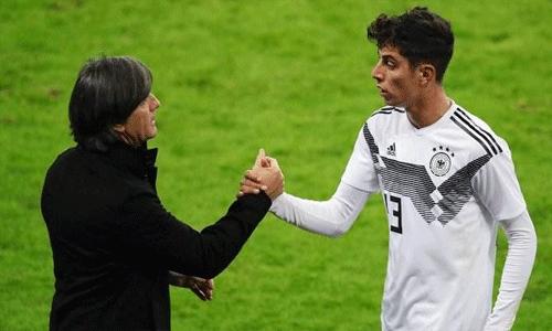 德国教练勒夫在a8体育在线直播nba观看之前他希望哈菲兹和萨南能够