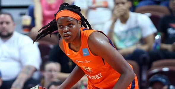 10日WNBA推荐:亚特兰大梦想VS康尼迪克太阳