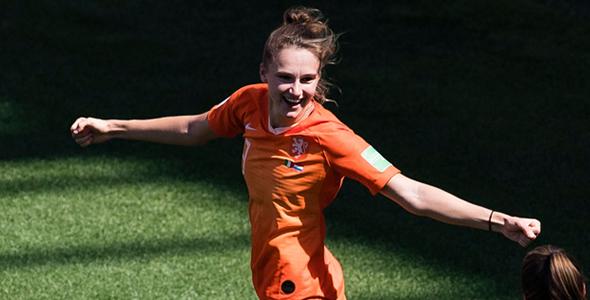 3日女世界杯推荐:荷兰女足VS瑞典女足