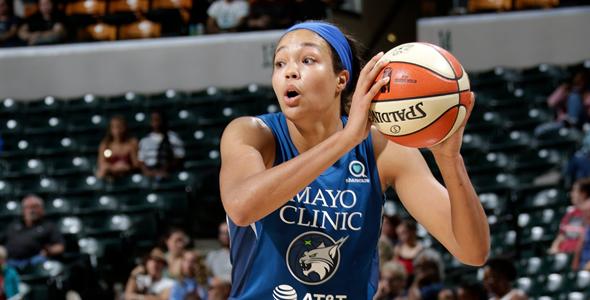 2日WNBA推荐:亚特兰大梦想VS明尼苏达天猫