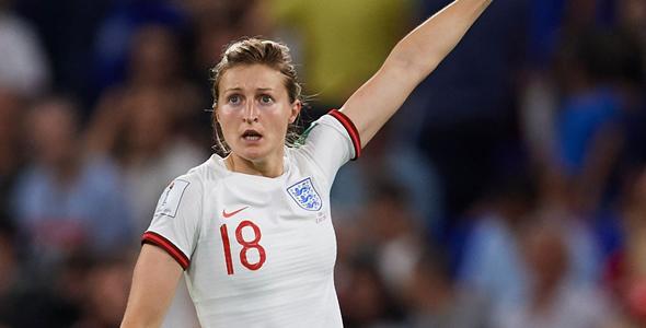 6日女世界杯推荐:英格兰女足VS瑞典女足