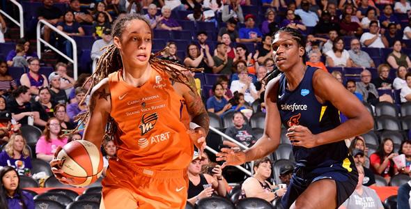 30日WNBA推荐:西雅图暴风VS凤凰城水银