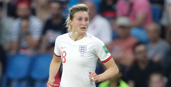 2日女世界杯推荐:英格兰女足VS美国女足