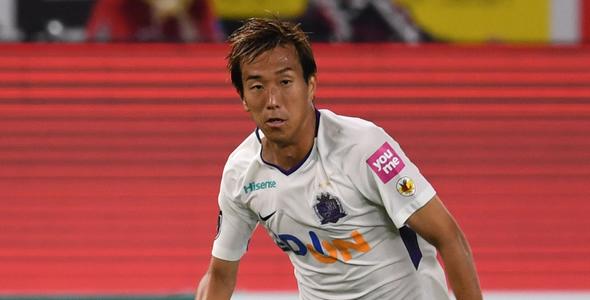 廣島三箭攻擊手柏好文上轮联赛上演梅开二度。