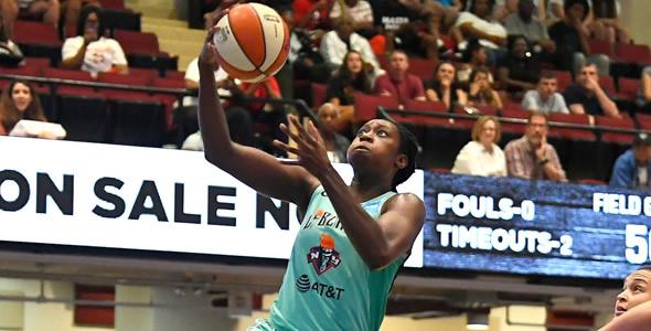 12日WNBA推荐:纽约自由VS芝加哥天空